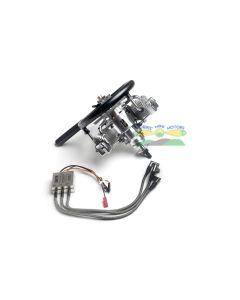 Saito FG-60 R3 Radial 4 Stroke Engine With MMM Full Upgrade