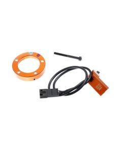 ASP SC P-H Magnum FS-400 5 Cylinder 4 Stroke Radial Engine Sensor Bracket and Magnet Ring Conversion Kit ASPM400-1