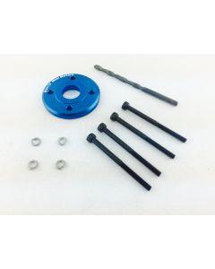 Blue ASP SC P-H Magnum FS-160 Twin Cylinder 4 Stroke Engine Glow Prop Washer Kit BASPM-1