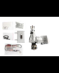 DLE 35cc RA Gas / Petrol Single Cylinder 2 Stroke Engine DLE-35RA