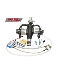 Roto Motor 85cc FS Gas / Petrol Twin Cylinder 4 Stroke Engine 03-0199