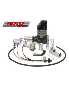 Roto Motor 35cc FS Gas / Petrol Single Cylinder 4 Stroke Engine 03-0001