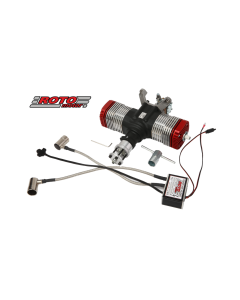 Roto Motor 70cc V2 Gas / Petrol Twin Cylinder 2 Stroke Engine 03-0502