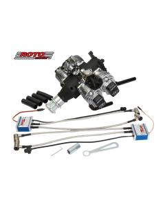 Roto Motor 170cc FS Gas / Petrol Flat 4 Cylinder 4 Stroke Engine 03-0258