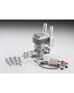 DLE 55cc RA Gas / Petrol Single Cylinder 2 Stroke Engine DLE-55RA